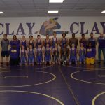 Wrestling team wins two on Thursday