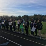 Boys and Girls Track lose senior night meets