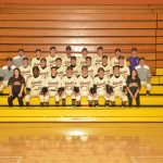 Baseball split  games of Reinebold Classic