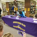 Three more Colonials sign to play college sports