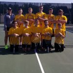Boys Tennis drops match to Adams