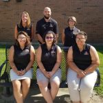 Girls golf ends season at Sectional