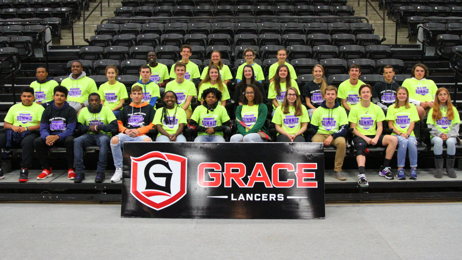 Grace welcomes South Bend schools for Sportsmanship Summit
