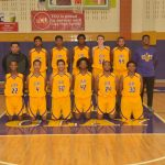 Boys Freshman Basketball loses two close games