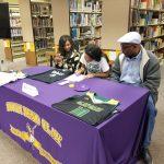 Regan Ward signs with Glen Oaks