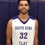 Clay Basketball player wins Indiana Basketball Hall of Fame Scholarship