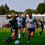 Girls Soccer Drops NIC Match at Glenn