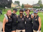 Girls Golf Season ends at Sectional