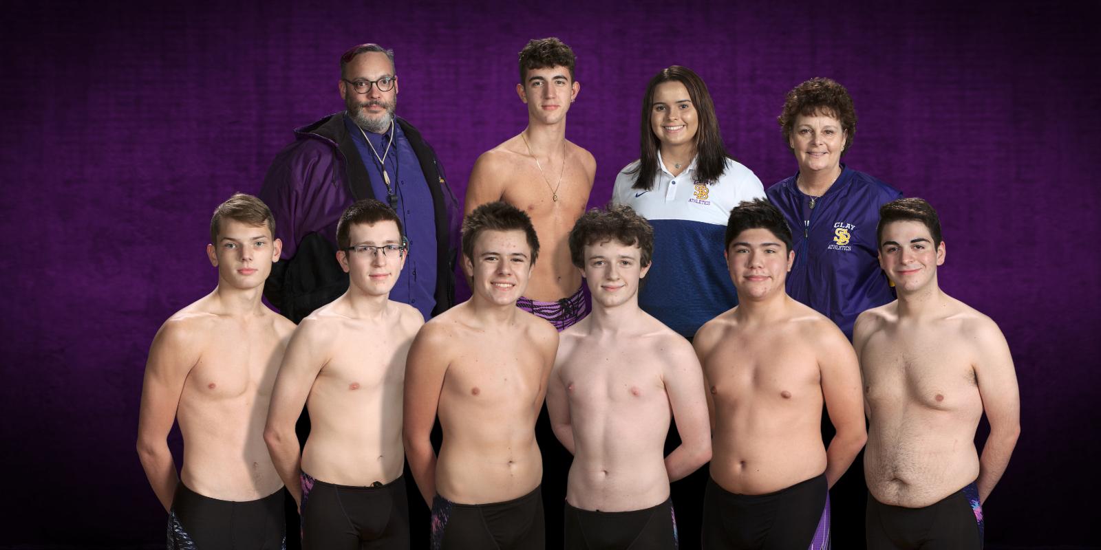 20-21 Boys Swimming