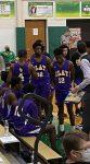 Boys Basketball comes up short at Morgan Township