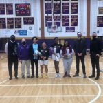 Girls Basketball Celebrates Senior Night