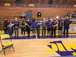 Wrestling loses Two Matches on Senior Night