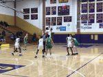Boys Basketball versus Concord