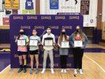 Winter Sports Award Winners