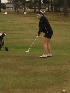 Girls Golf Pics