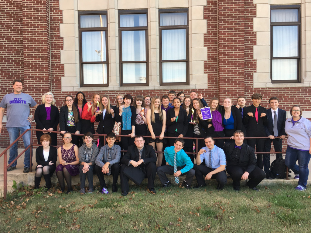 PHS Debate & Forensics Ranks in Top 100 of Programs Across United States