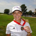 Maceli Places 1st at Webb City Invitational Golf Tournament