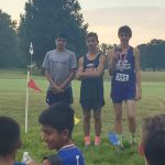 Middle School Cross Country McDonald County