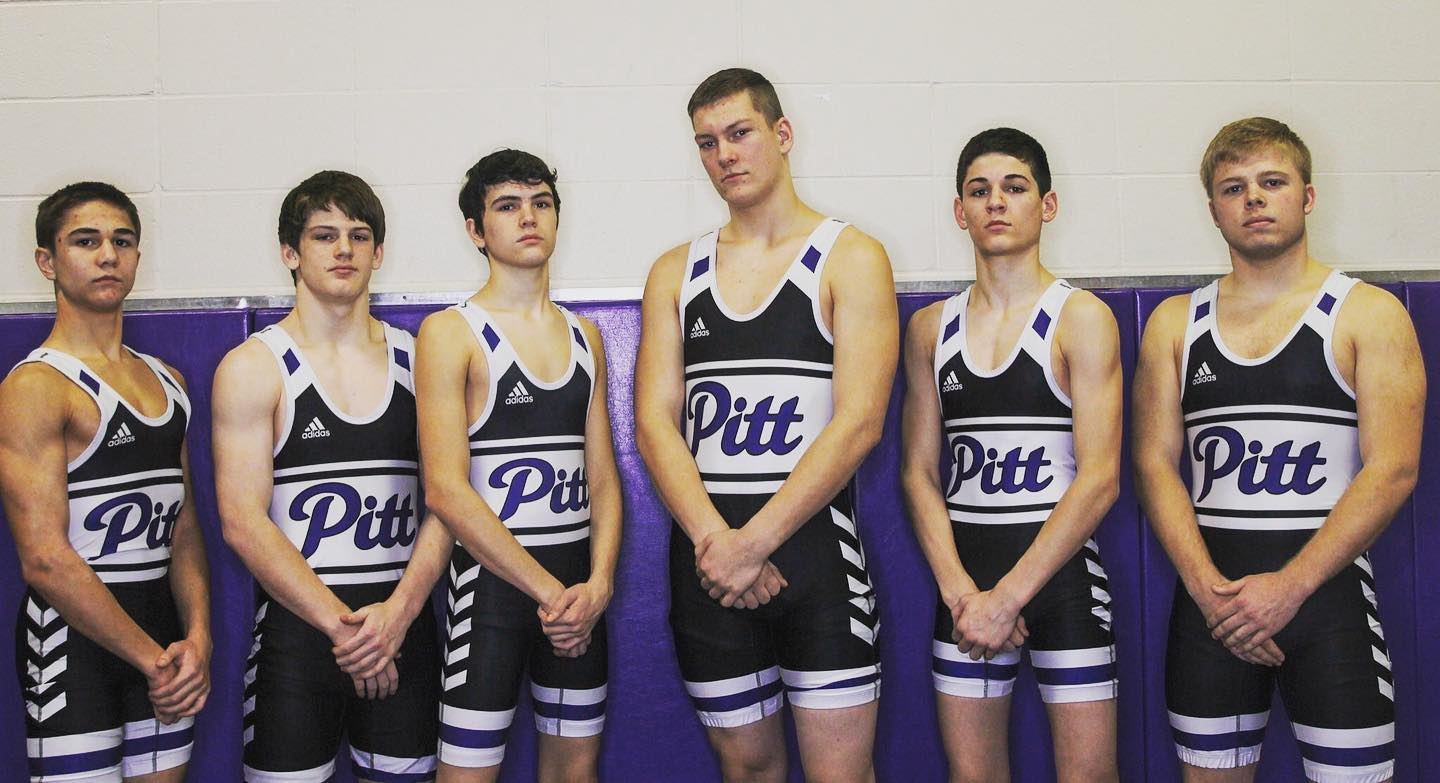 Dragon Wrestling Qualifies 6 for 5A State Championship