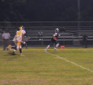 Varsity Football vs Laurel