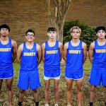 Varsity Cross Country Boys