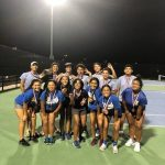 Tennis Team Making History
