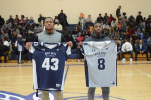 Blue- Grey All American Game