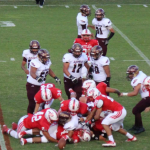 Rio Grande City High School Varsity Football beat Zapata High School 20-6
