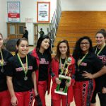 Rio Grande City High School Girls Varsity Wrestling finishes 1st place