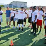 Smith's back with another free youth football camp