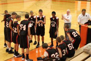 Freshman Basketball vs Hamilton Heights