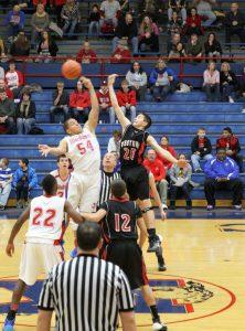 Boys Basketball vs Kokomo JV and Varsity