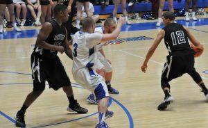 Boys Basketball vs Frankfort