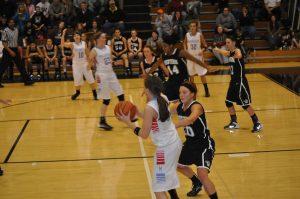 Girls Basketball vs Maconaquah