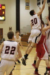 Boys JV Basketball vs Twin Lakes