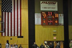 Girls Basketball Sectional Pics