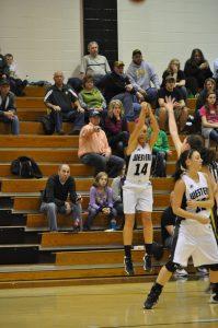 Girls Basketball vs Benton Central