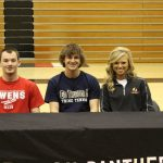 Three more Panthers Choose College