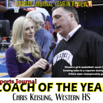 Sports Journal Coach of the Year