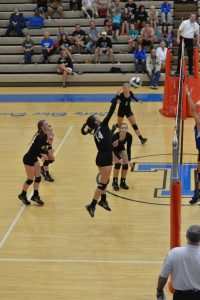 Volleyball vs Tipton