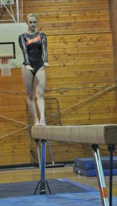 Gymnastics – Thank you Mrs. Smith