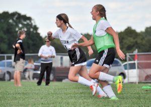 Girls Soccer vs Twin Lakes