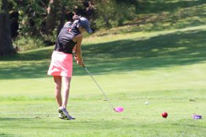 Girls Golf Sectional – Photos by Greg