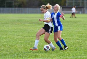 Western vs Kokomo Girls Soccer – Hartsough Photography