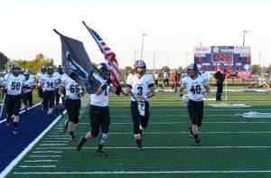 Football vs Northwestern – Hartsough Photography