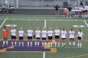 Girls Soccer Sectional Championship – Tiffany Parr