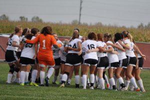 Girls Soccer Senior Night – Tiffany Parr