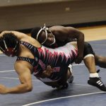 Wrestler prepare for district meet