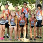 Dallas Coaches Association cross country meet.