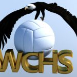 West Craven High School Girls Varsity Volleyball beat Pamlico 3-1